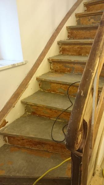Beliebt Aufarbeitung von Treppen von Budnicki Parkett aus Hamburg DE52
